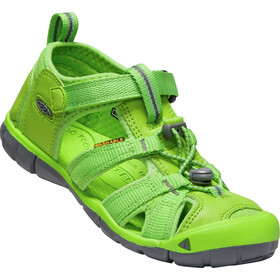 Keen Seacamp II CNX Chaussures Enfant, vibrant green